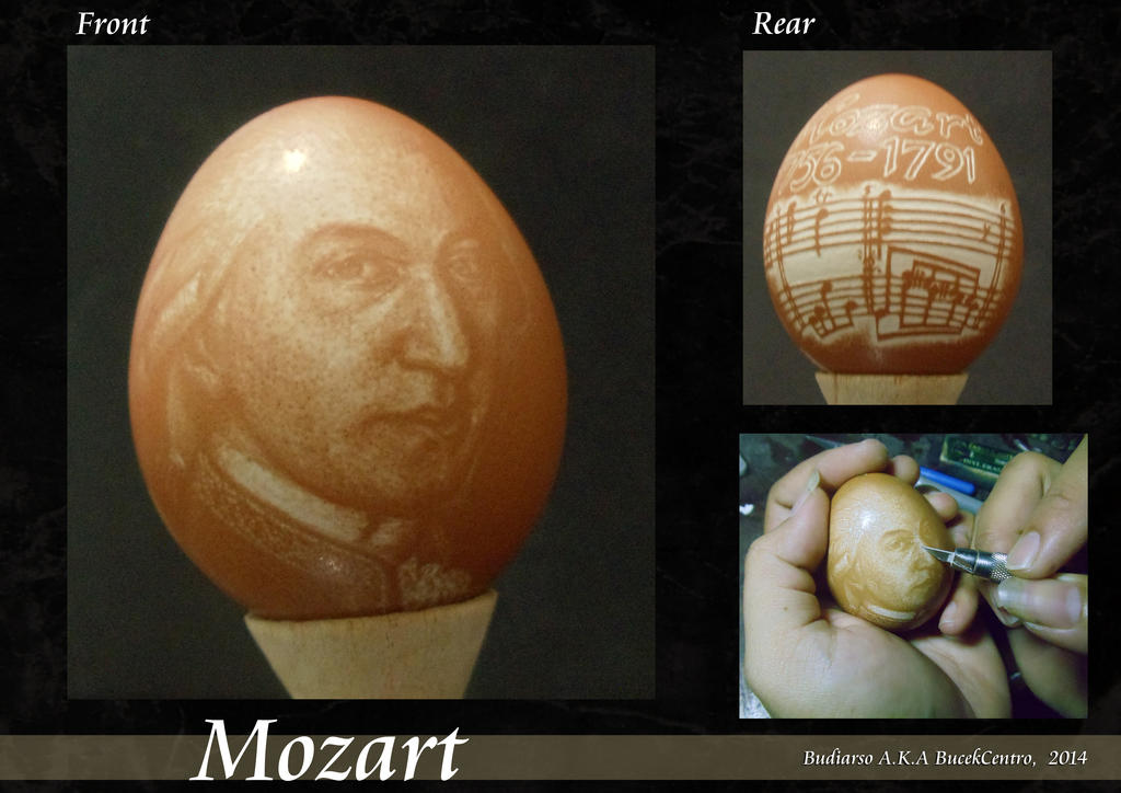 Mozart by bucekcentro