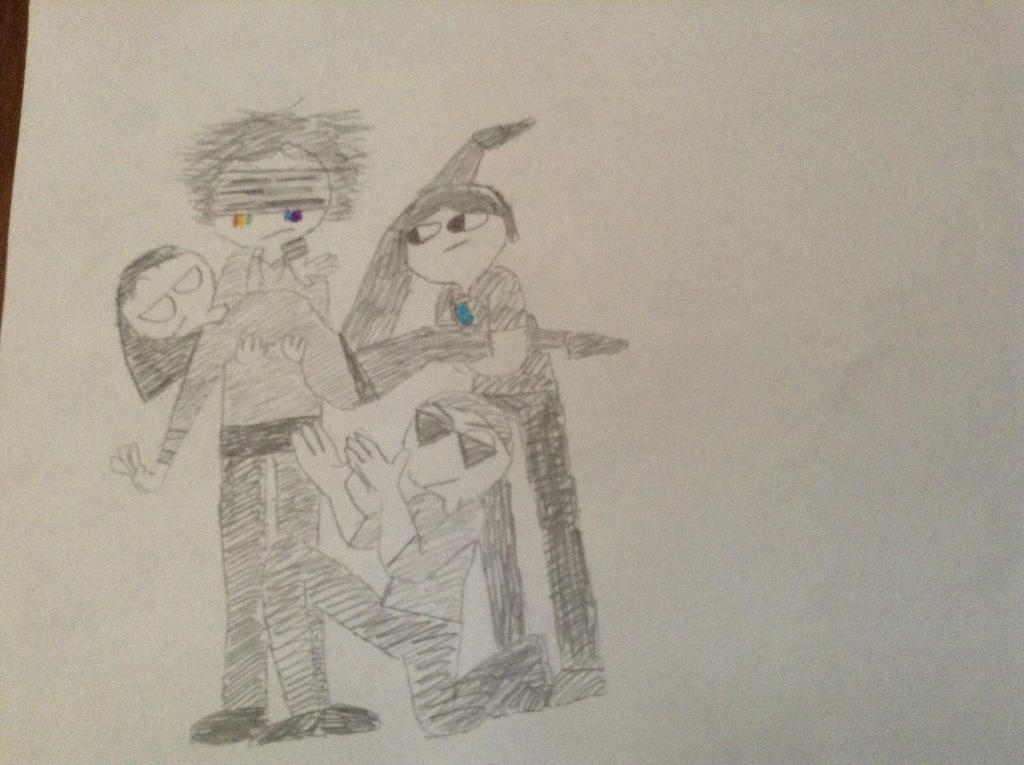 (DrawYourSquad 3) Introducing Klar and Mick! by Gamerbroz47