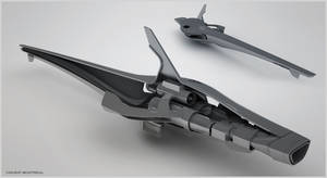 Spaceship ferrari - Package