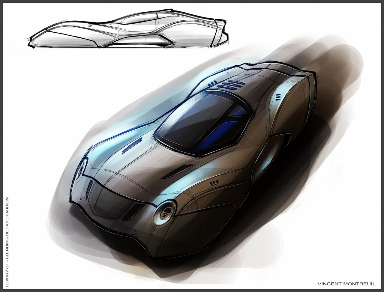 Luxury GT by Vincent-Montreuil