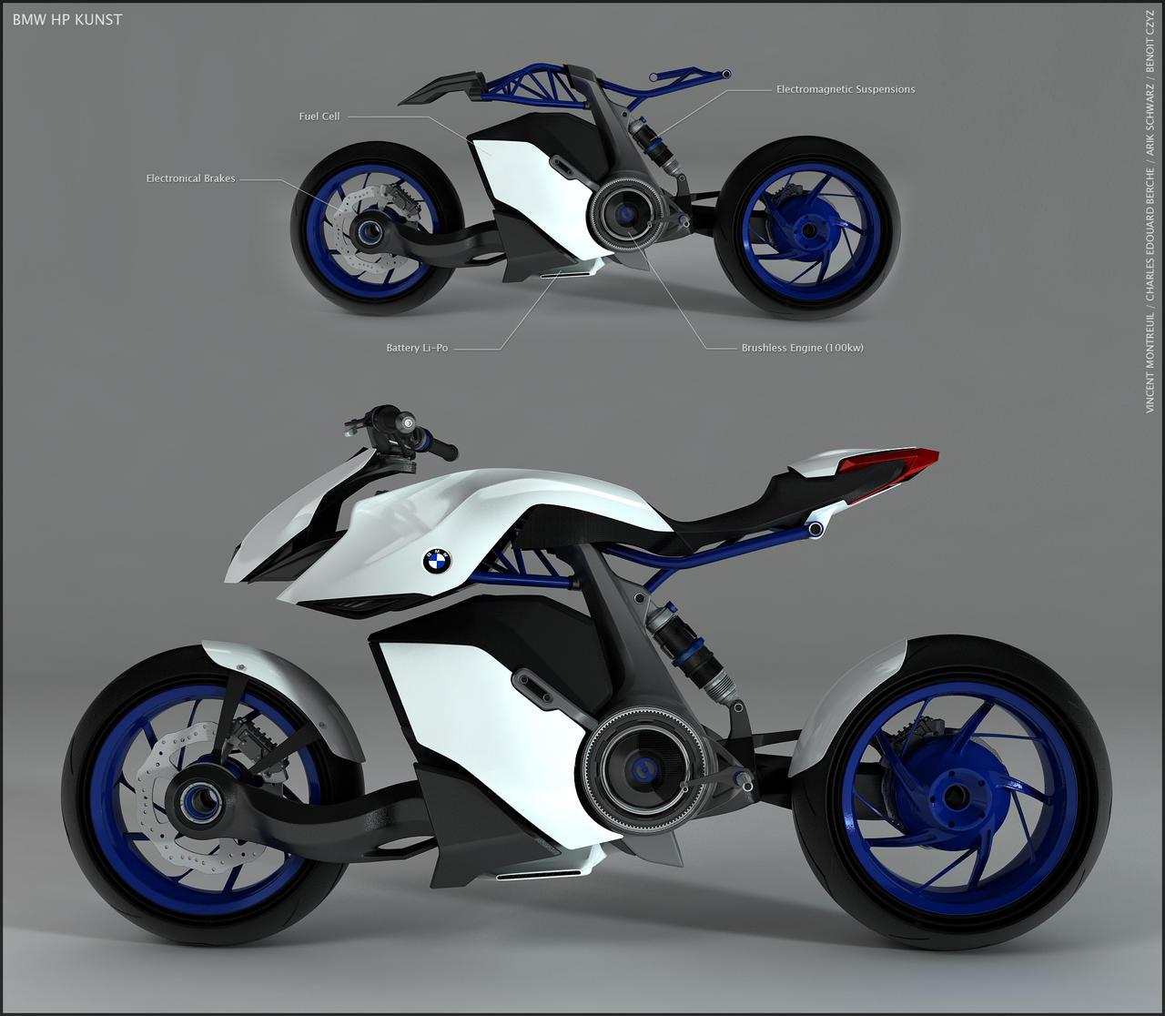 BMW HP KUNST  SideTechnic by VincentMontreuil on DeviantArt