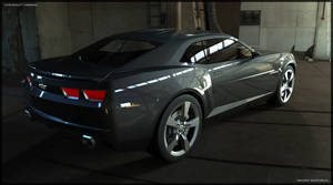 Chevrolet Camaro 01 by Vincent-Montreuil