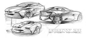 BMW - Free Sketch