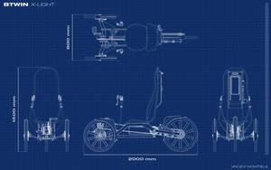 Btwin X-Light Advanced 06 by Vincent-Montreuil