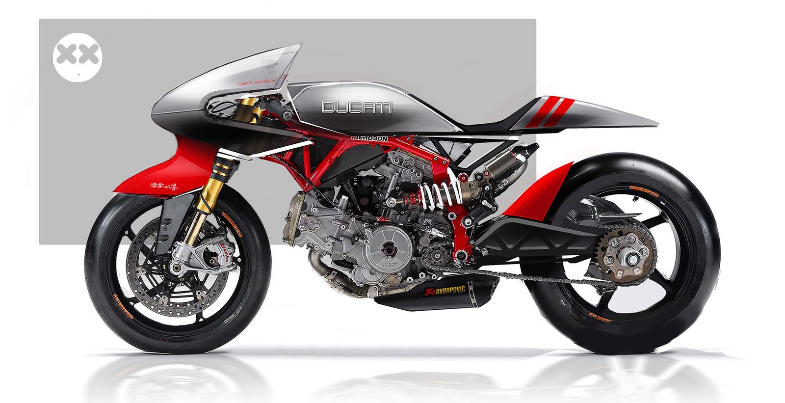 Ducati XXX_01 by Vincent-Montreuil