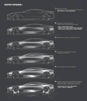 Car Sketch Tutorial by Vincent-Montreuil