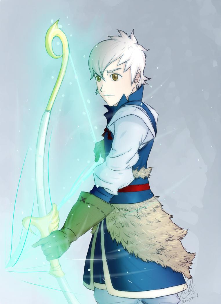 Fire Emblem Fates: Kiragi by blacksun30