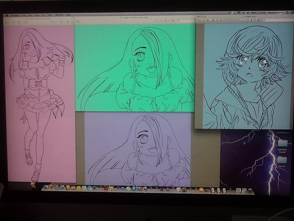 Maximum Ride coloring pages soon by flickrBLITZshimmer