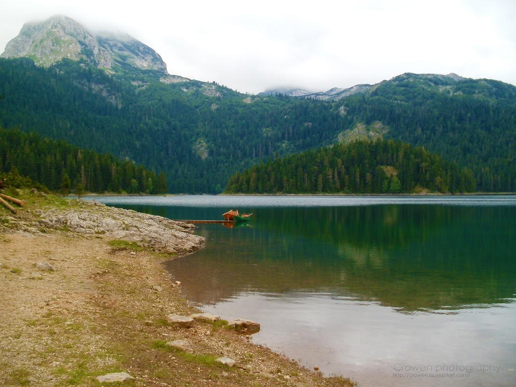 Black Lake 2 by crowen
