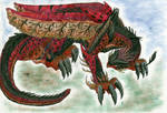 Bugish dragon