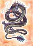 Artstain's dragon