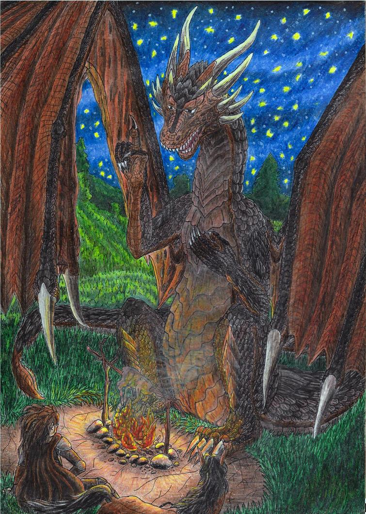 Draco by kxeron