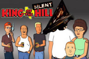 King of the Silent Hill by Narshial