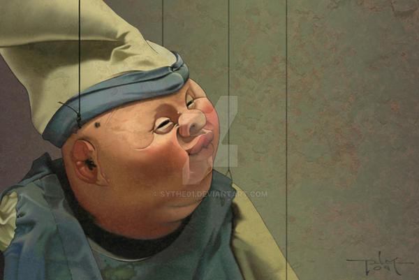 Mr. Dumpy