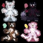 Big Cats Batch - Flatsale [4/4 Open]