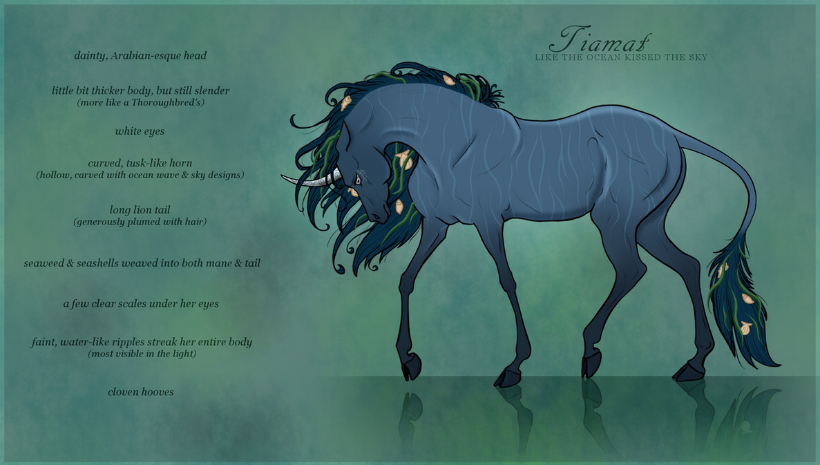 Tiamat Reference [OLD] by relibelli