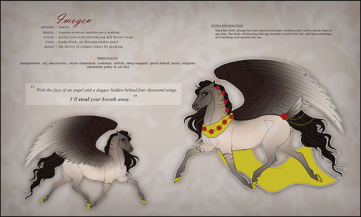 Imogen Reference [OFFICIAL] by relibelli