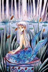 Mermaid 11 by Seless
