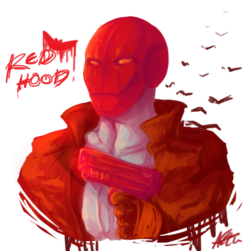 Red hood by wishfulthinker014