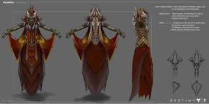 Destiny 2 - Savathun Fan Concept
