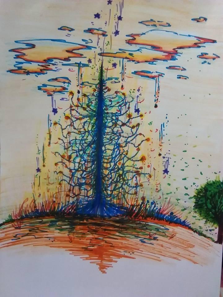 mis arboles misticos 6w6 by ValeChY