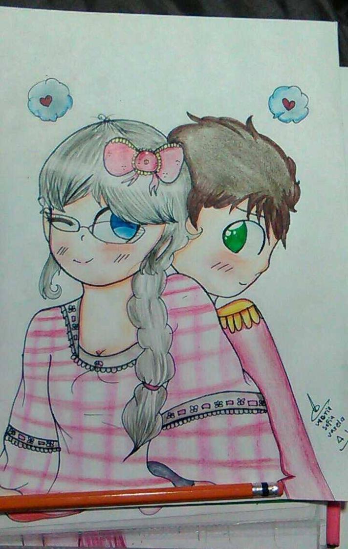 Yo y mi principe(? by ValeChY