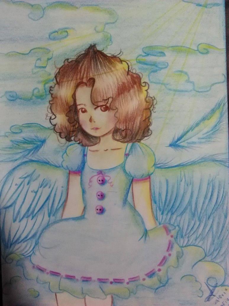 isabella la angel by ValeChY