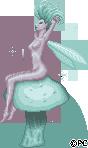 Mushroom Pixie by isoldel