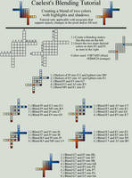 Blending Matrix Tutorial by isoldel