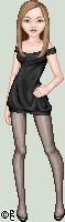 Little Black Sweater by isoldel