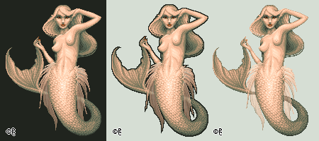 Mermaid by isoldel
