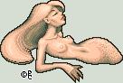 Relaxing Mermaid by isoldel