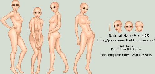 Natural Bases Set 7 by isoldel