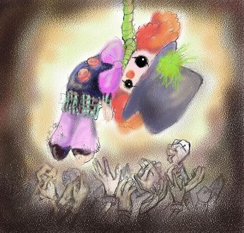 Dead Clown by ClownDomain