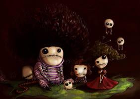 Family Album by ClownDomain