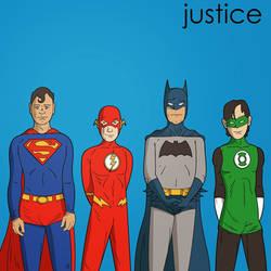 Justice by ianjasonnorris