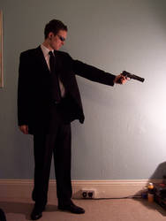 Matrix Agent Stock 03 by shooting-people