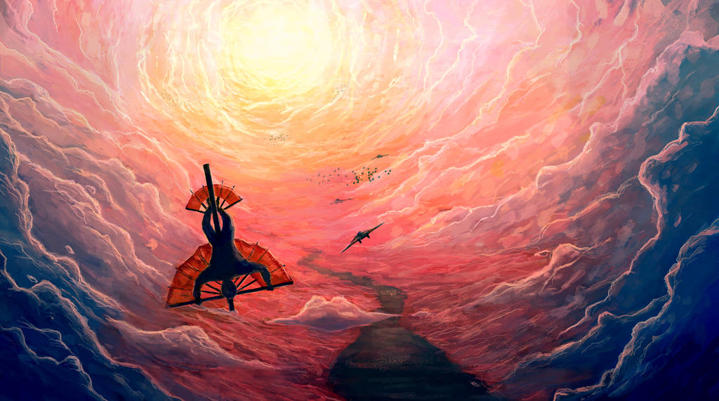 Nomadic Balance by QaysA