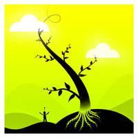 tall beanstalk by QaysA