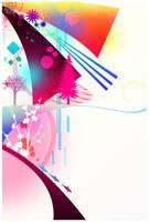 Colour galaxy by QaysA