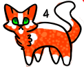 Adopted Animal: Crush by slipknotcats2