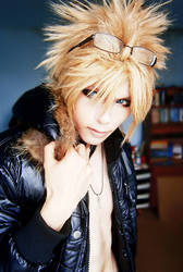 Cloud - rocker style by Akitozz6