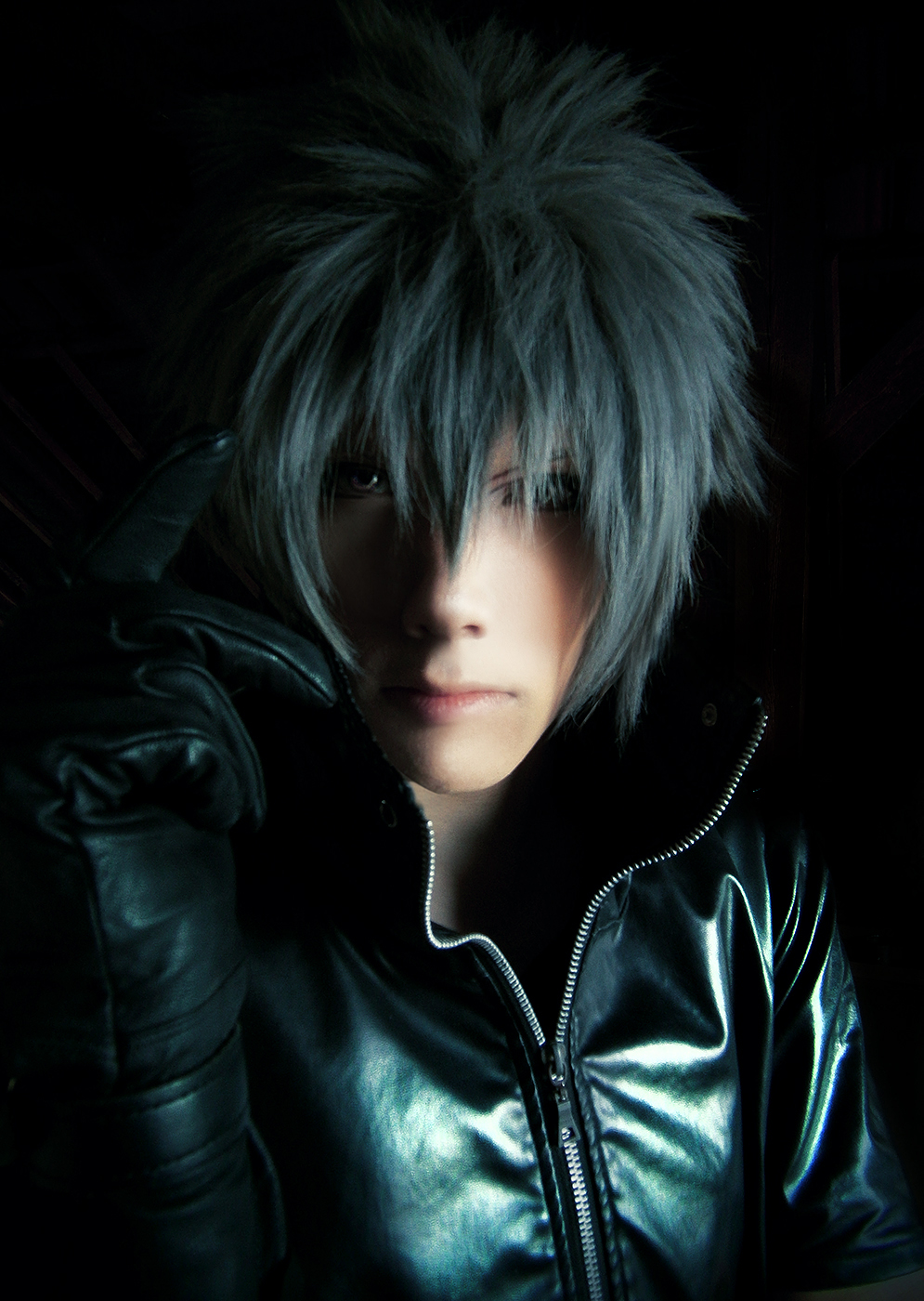 Noctis close-up by Akitozz6