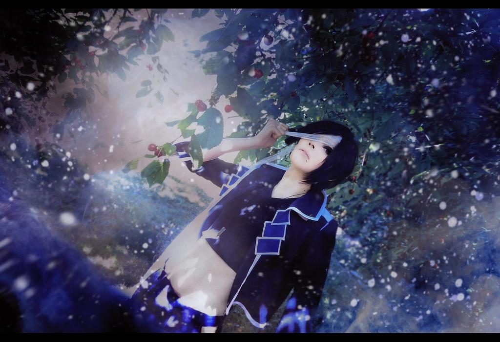 Unno Rokuro cosplay - Brave 10 by Akitozz6