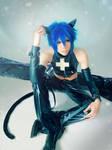 Shugo Chara - Black Lynx cosplay III