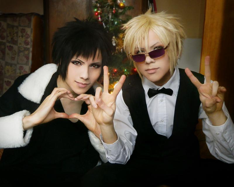 Shizaya: Merry Christmas!! by Akitozz6