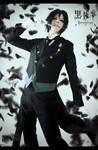 Kuroshitsuji - Sebastian Michaelis cosplay by Akitozz6