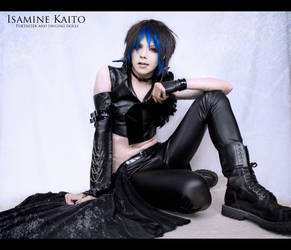 Isamine Kaito - Poetaster and Singing Dolls V2020