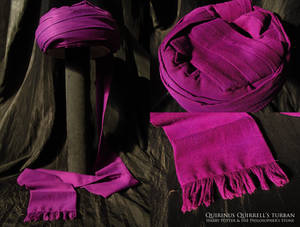 HP: Professor Quirrell's turban replica