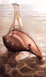 Seashell by sydniart